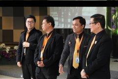 Ketua ,WA-Ket 1,2,dan 3STT Bethel Bekasi