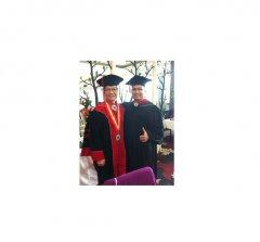Ketua dan WA-Ket 1 STT Bethel Bekasi